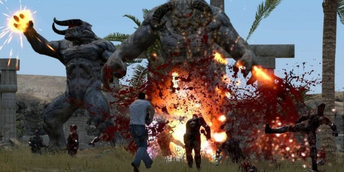 Serious Sam 3: BFE estrena su primer DLC Jewel of the Nile