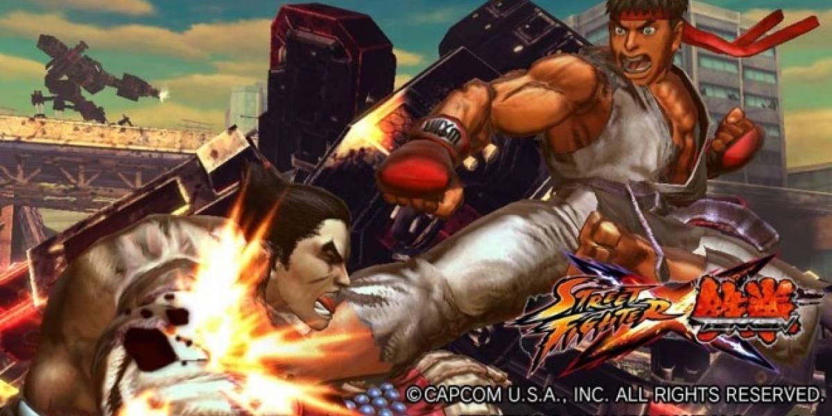 Tekken x Street Fighter saldrá en esta generación de consolas, dicen en Namco