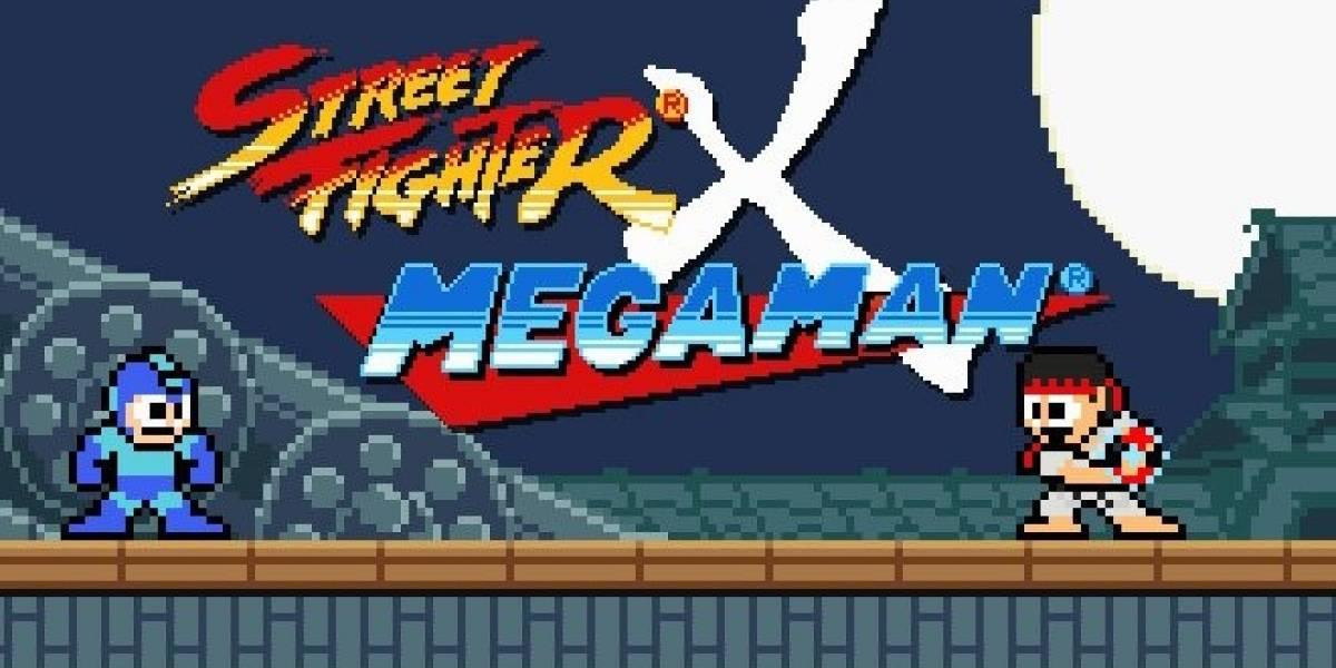 Capcom ya prepara el primer parche para Street Fighter X Mega Man