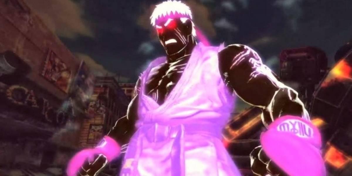 NYCC 12: Mira el nuevo tráiler de Street Fighter x Tekken para Vita