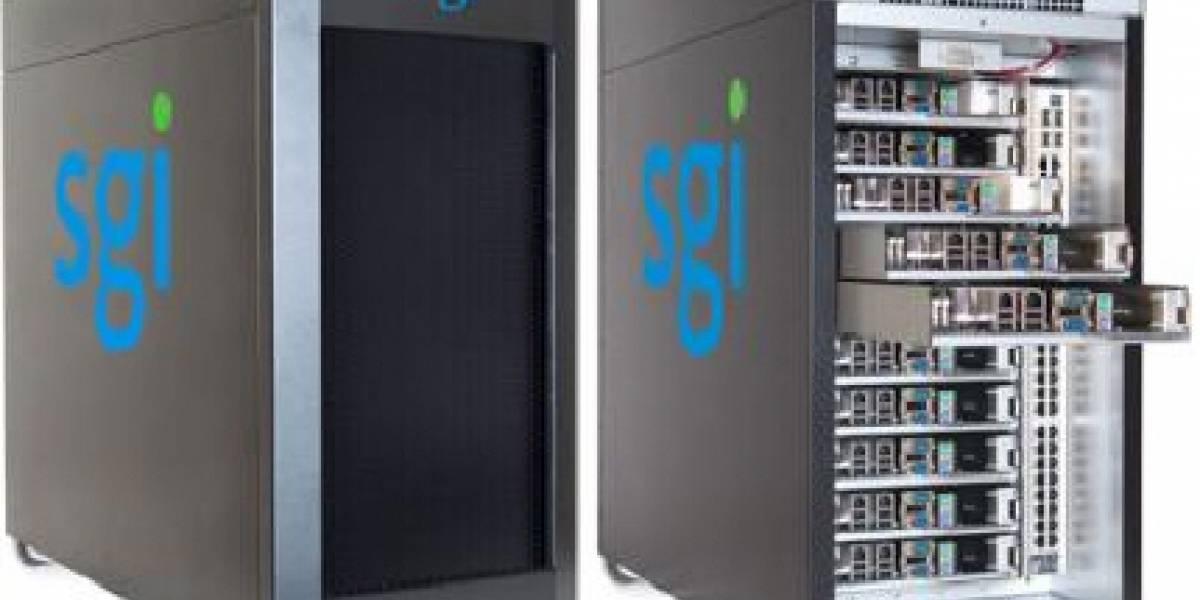 SGI anuncia la supercomputadora personal Octane III