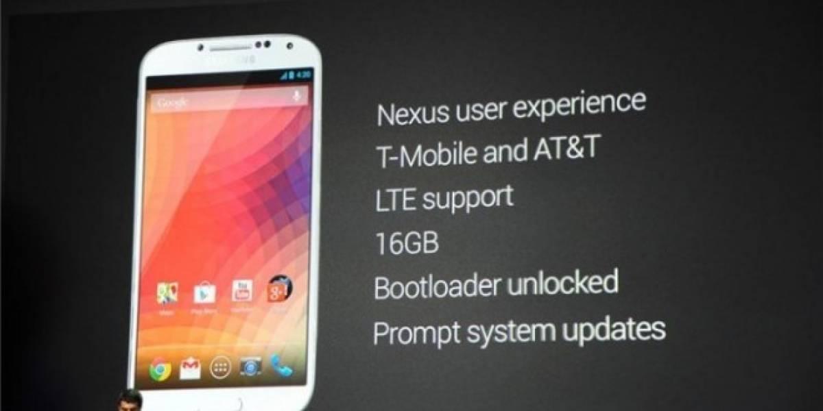 HTC One y Samsung Galaxy S4 Google Edition podrían no recibir actualizaciones desde Google