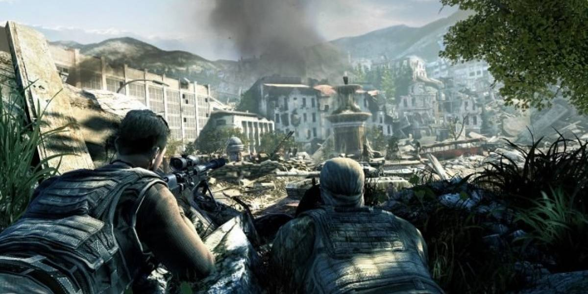 Así se ve y se juega Sniper: Ghost Warrior 2