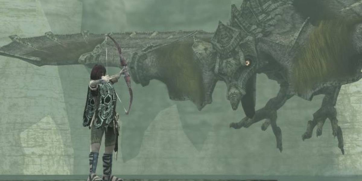 Se viene la película de Shadow of the Colossus