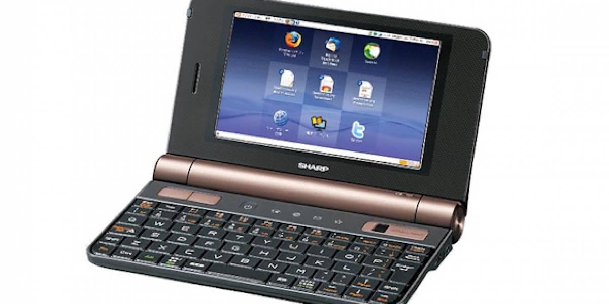 Sharp NetWalker PC-Z1: El regreso de las Zaurus contra el Nokia Booklet
