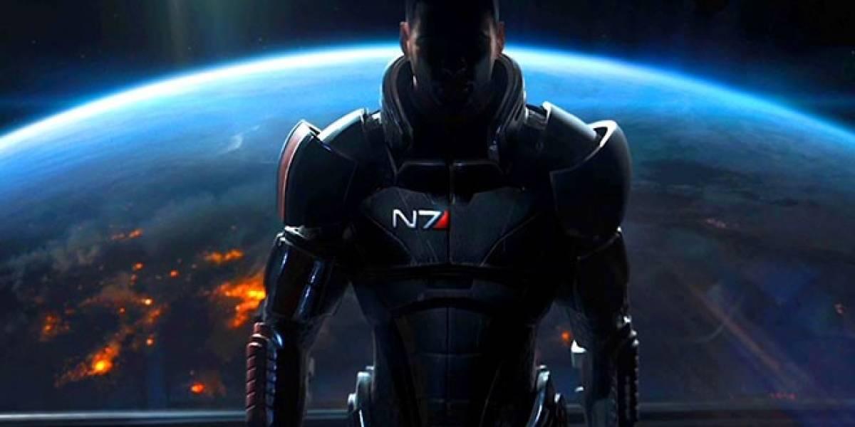 BioWare pide sugerencias para el próximo Mass Effect