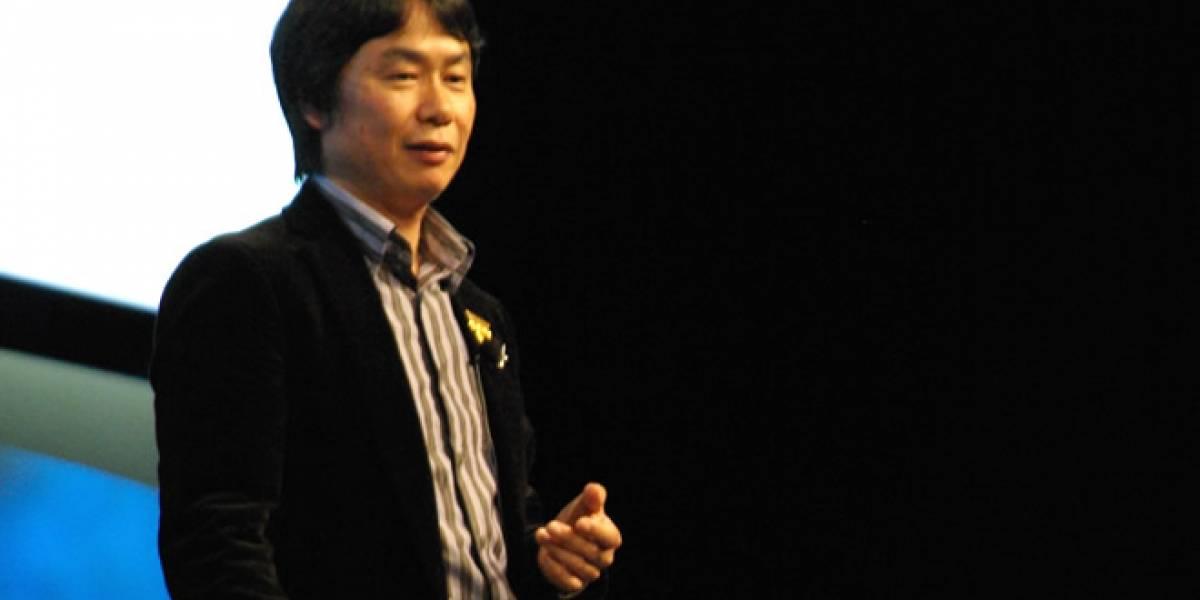 Shigeru Miyamoto dice que a la PS Vita le hacen faltan juegos