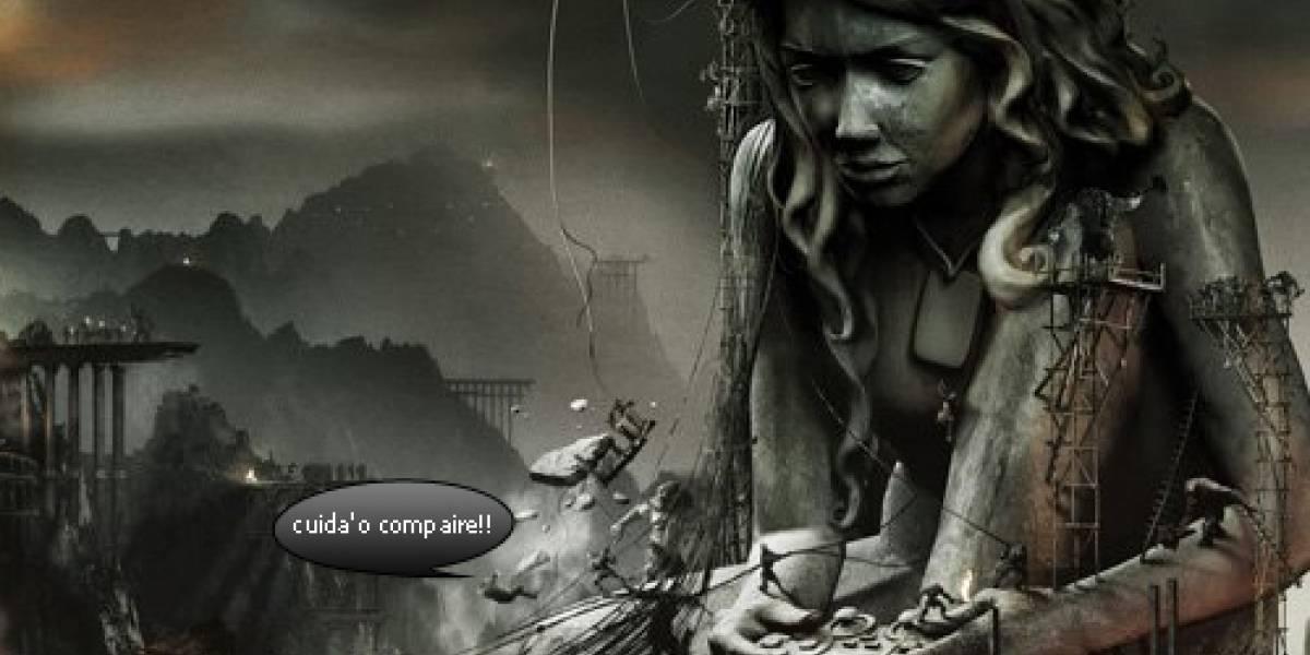 Publicidad Chilena para la PlayStation 3... pero no para Chile.