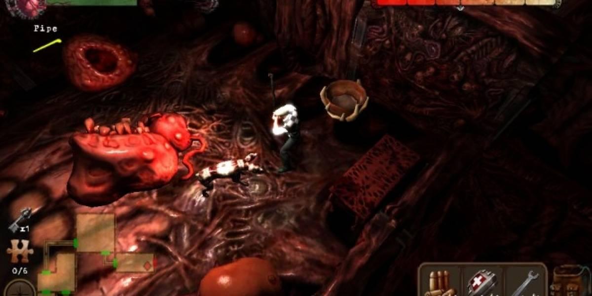 Tráiler de lanzamiento e imágenes de Silent Hill: Book of Memories