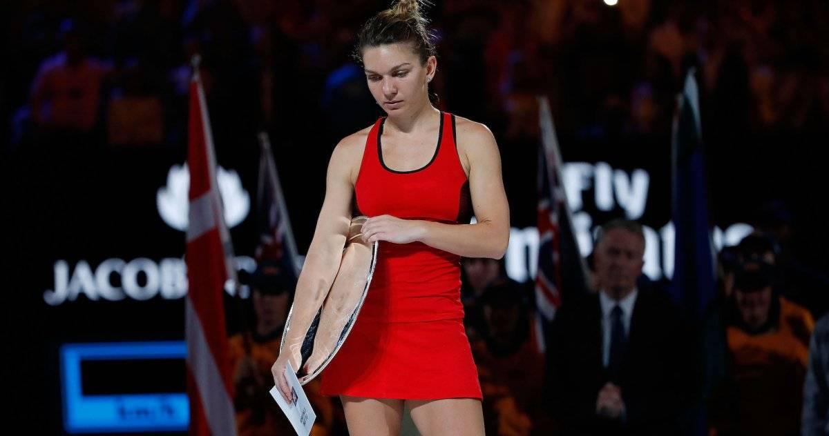La exitosa tenista no tiene prisa por buscar un nuevo patrocinador |GETTY IMAGES