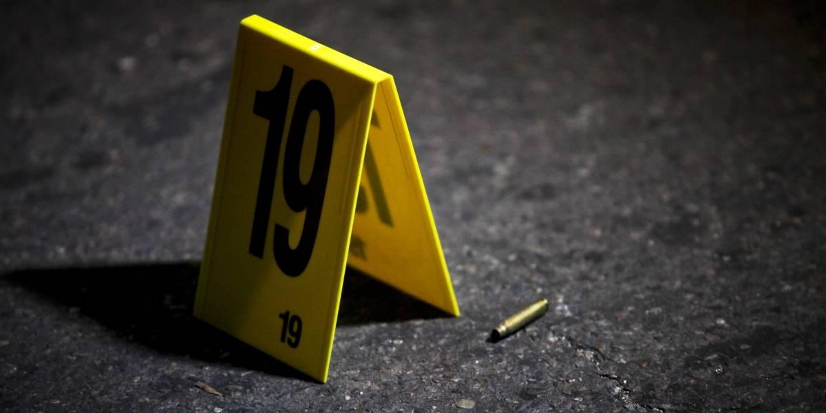 Asesinan a balazos a pareja en la GAM