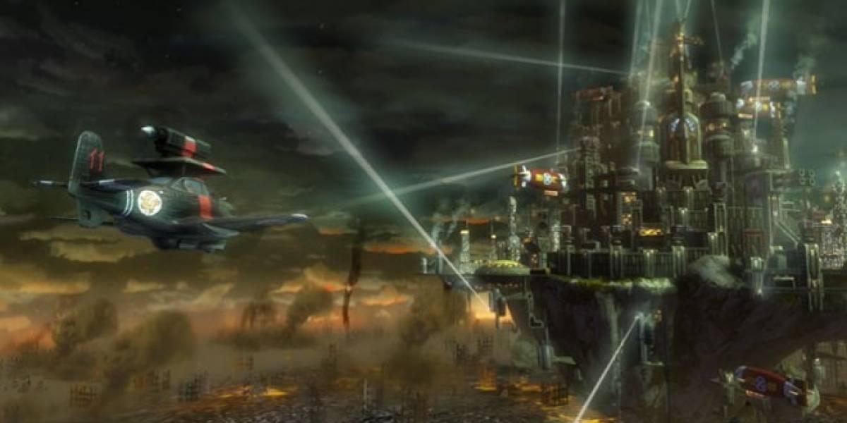 Sine Mora llegará al PlayStation 3