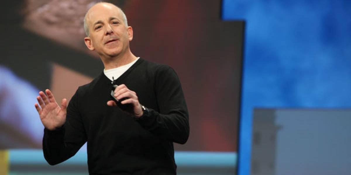 Microsoft nombra a Steven Sinofsky como presidente de Windows