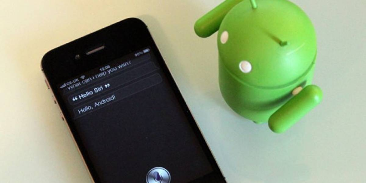 El día en que Siri casi llega a Android
