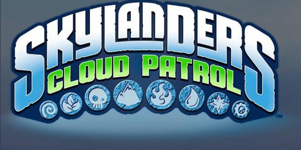 Nuevas actualizaciones para Skylanders Cloud Patrol
