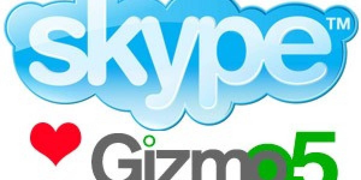 Skype ha visto la luz al final del túnel con Gizmo5