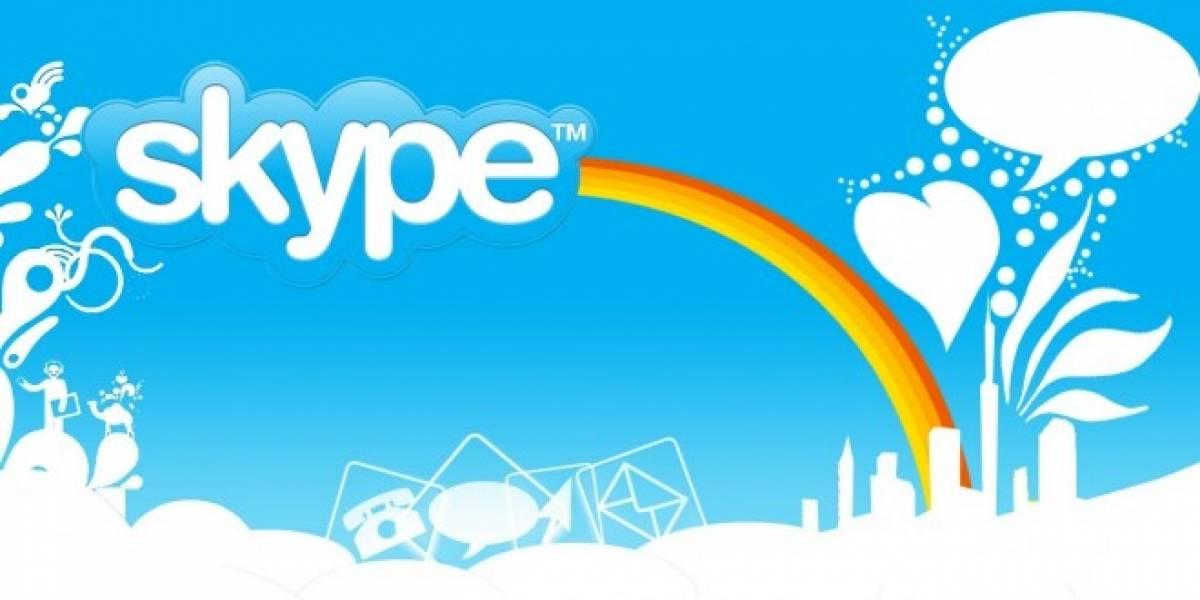 Nueva versión de Skype para Android incorporará nueva interfaz para tablets