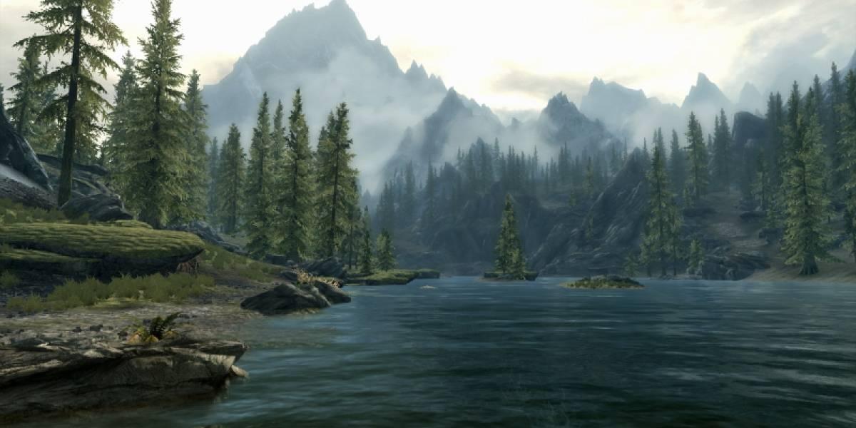 Algunos detalles de The Elders Scrolls V: Skyrim
