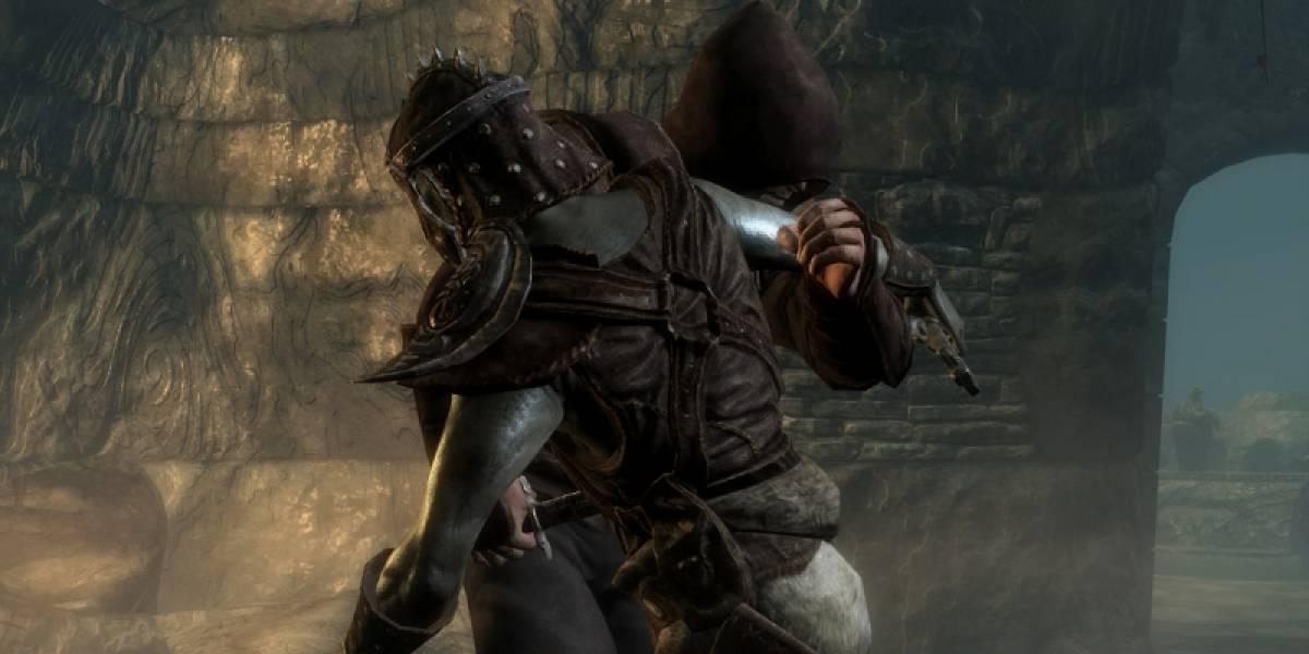 Skyrim tendrá menos DLC pero serán más grandes