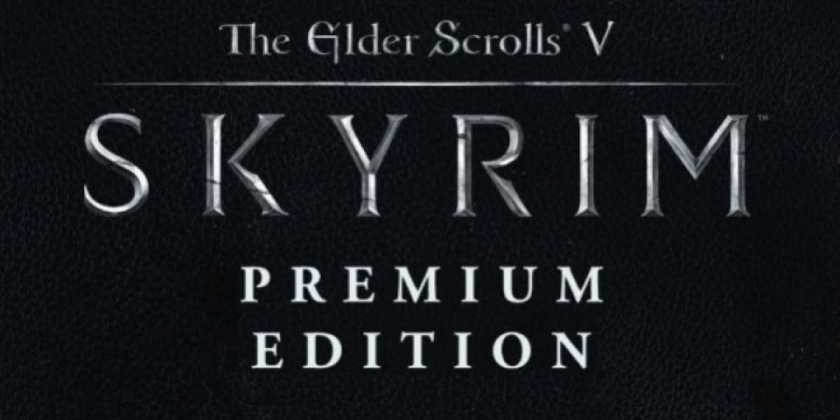 Skyrim: Premium Edition llegará en diciembre y sin DLC