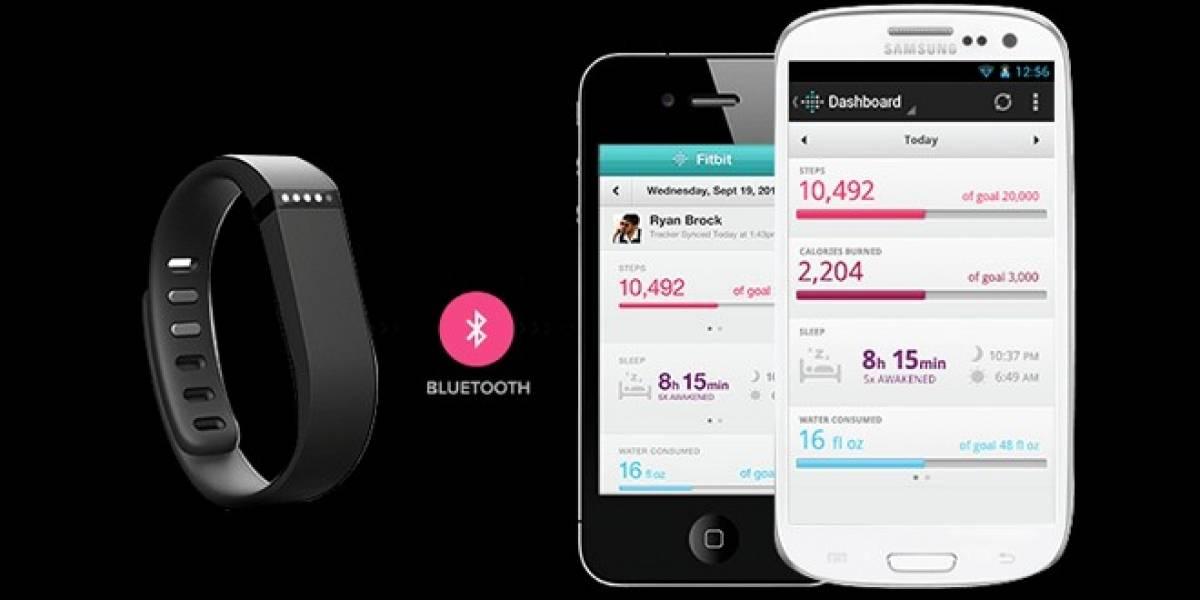 CES 2013: Fitbit Flex, la solución definitiva al monitoreo físico