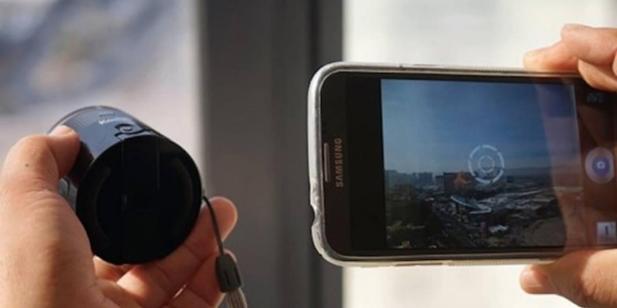 Kodak presenta lentes que transformarán tu teléfono en una cámara de verdad #CES2014