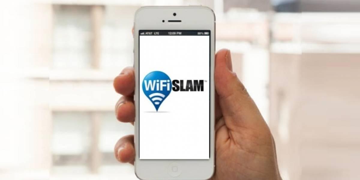 Apple compró la creadora de apps geográficas WiFiSLAM