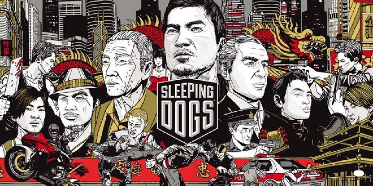 Square Enix reivindica ventas de Sleeping Dogs