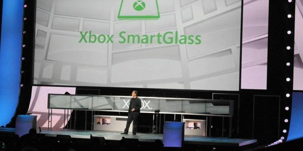 Xbox SmartGlass hará su estreno esta semana