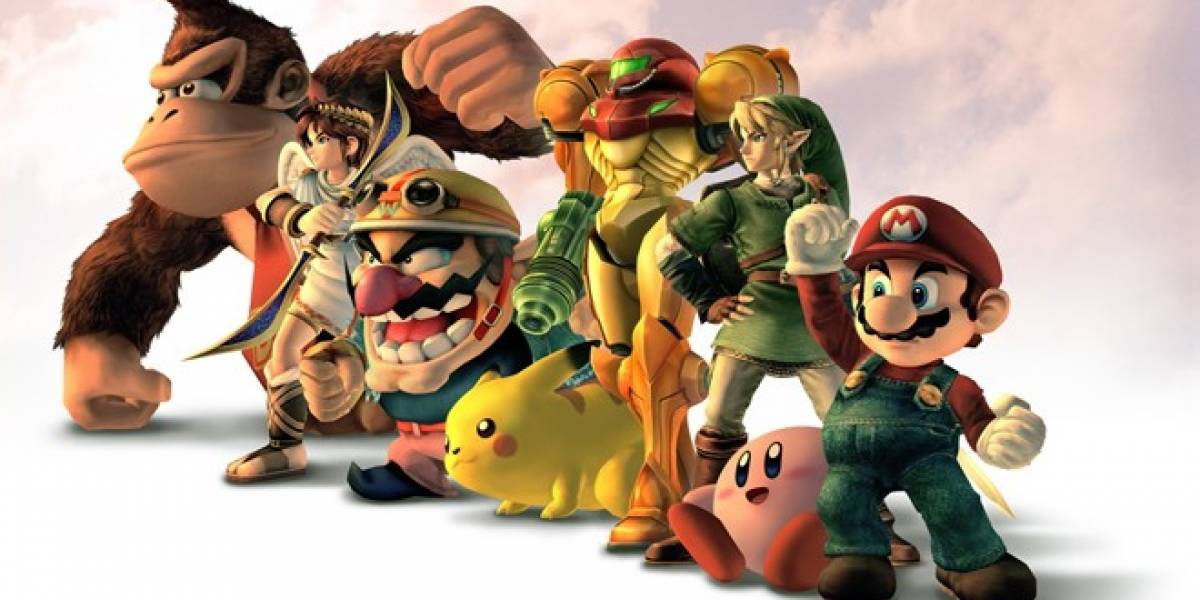 El próximo Super Smash Bros podría no aumentar su número de personajes
