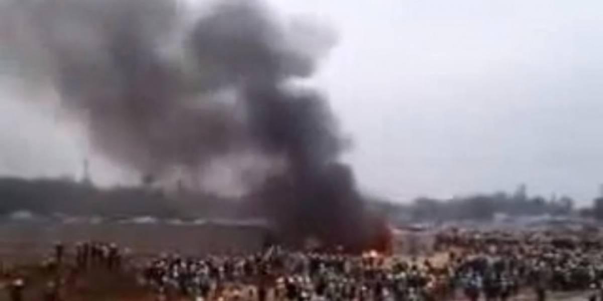 Reyerta en fábrica vietnamita de Samsung deja 5 heridos de gravedad
