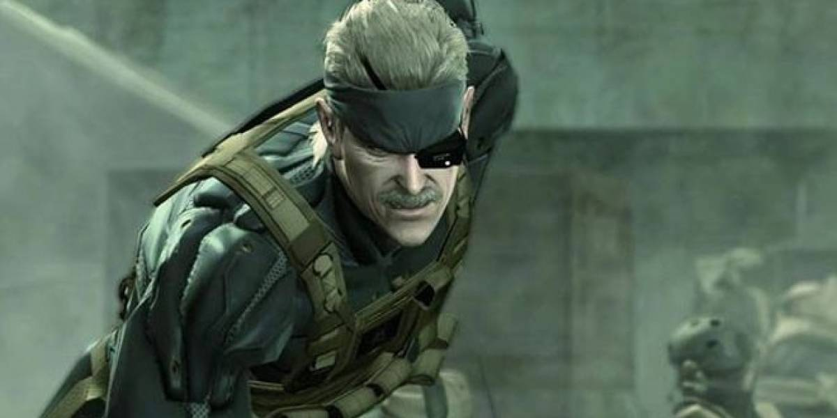 Hideo Kojima confirma que Solid Snake regresará en Metal Gear Solid 5