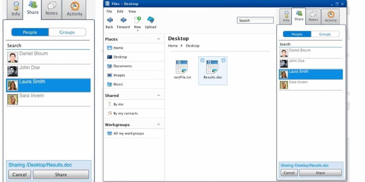 Liberada primera beta oficial de EyeOS 2.0