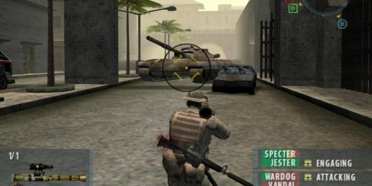 Sony apagará los servidores de SOCOM para PS2 y PSP