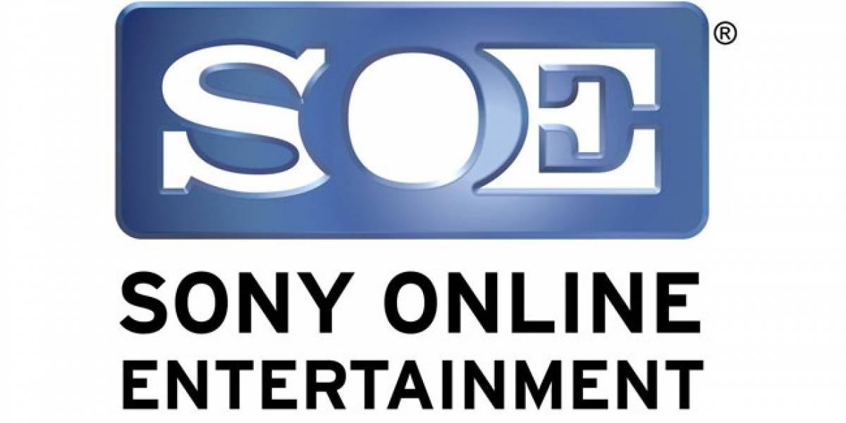 """Sony Online Entertainment está abajo por una """"intrusión"""""""