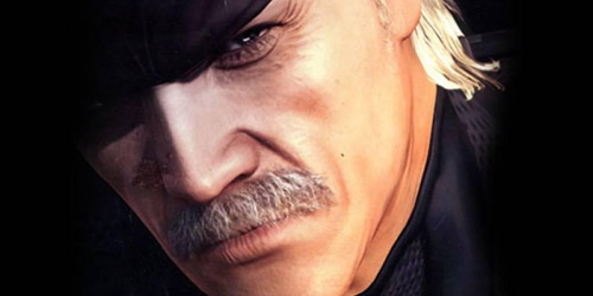 Metal Gear a educar a las masas con su enciclopedia en línea