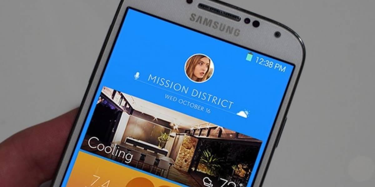 Así luce Magazine UI de Samsung en un teléfono Galaxy
