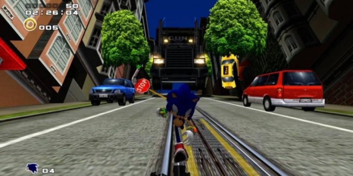 Comic-Con 12: Sega confirma que Sonic Adventure 2 llegará a XBLA y PSN