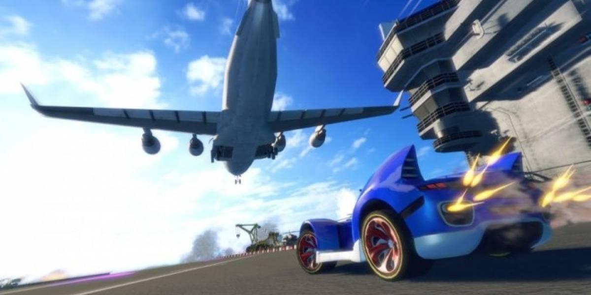 Sega se muestra sorprendido por las capacidades técnicas de la Wii U