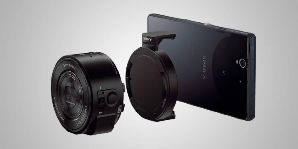 Los QX Smart Lens de Sony son una realidad y costarán USD$ 499 #IFA2013
