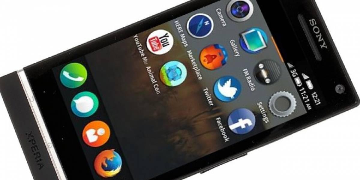 MWC13: Sony se compromete a fabricar dispositivos con Firefox OS para el año 2014