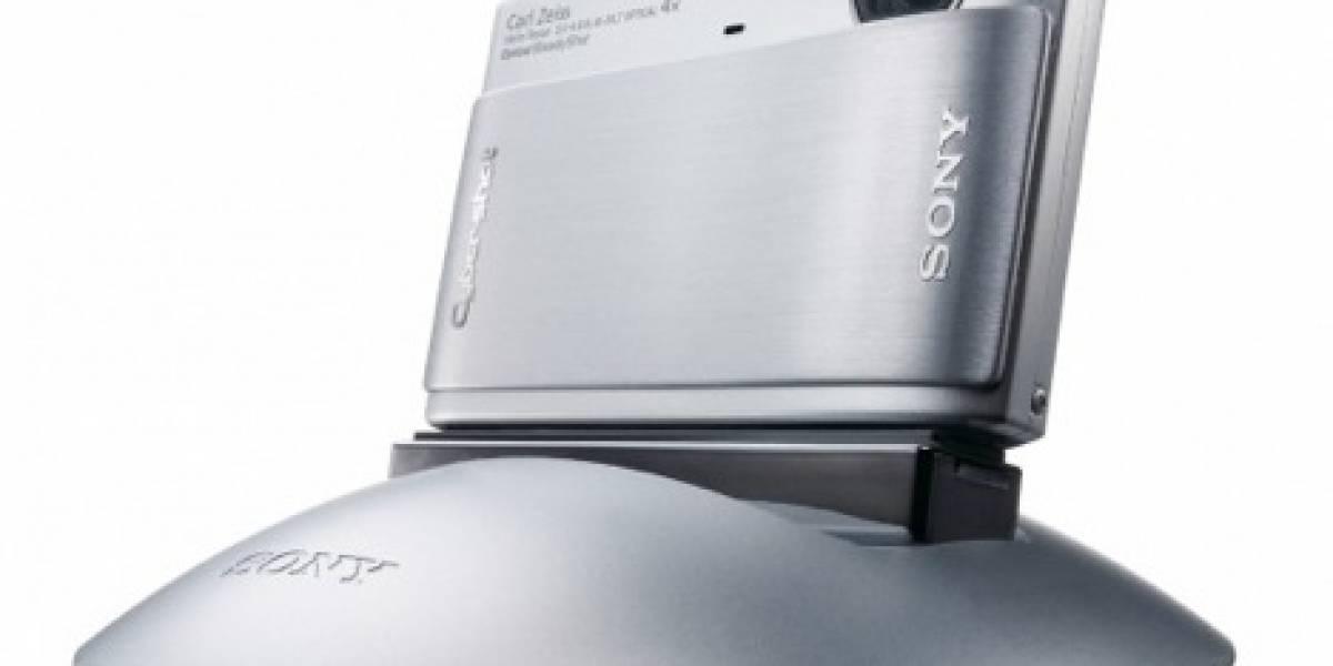 Sony anuncia una base motorizada que tomará fotos por tí