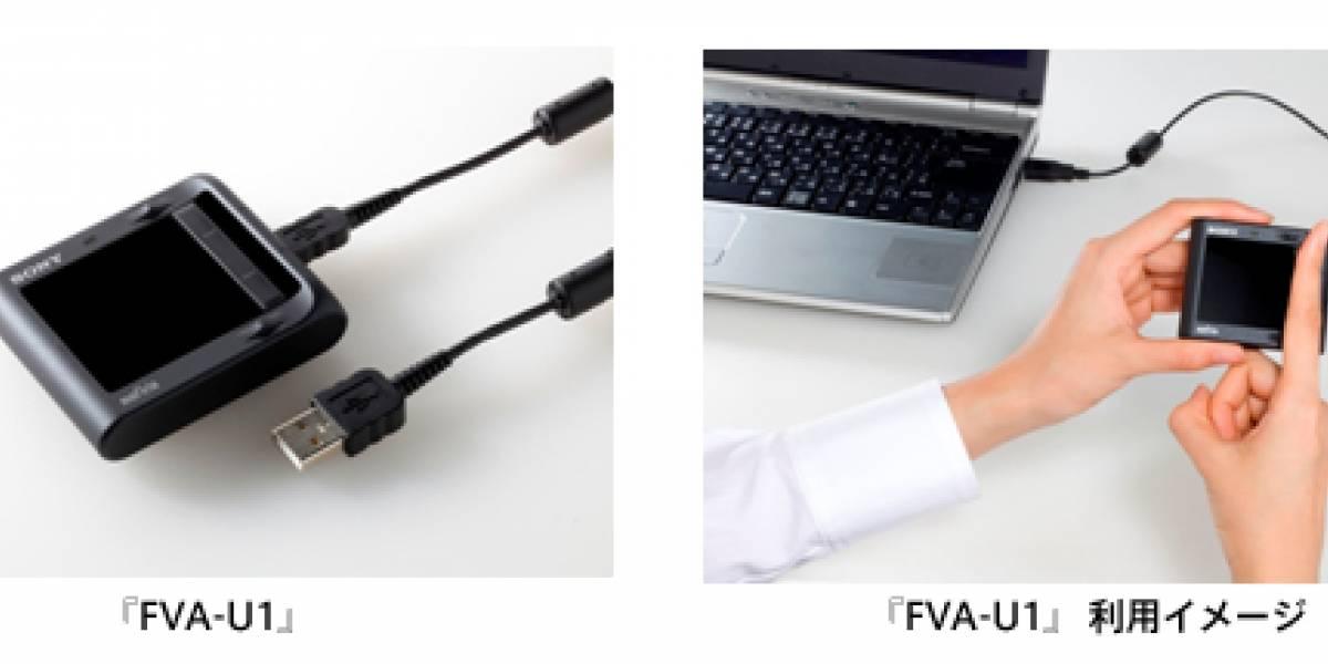 Sony presenta el primer lector de venas basado en Mofiria