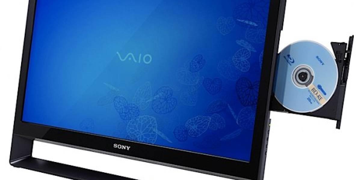 Sony se sube al carro de los PCs todo-en-uno