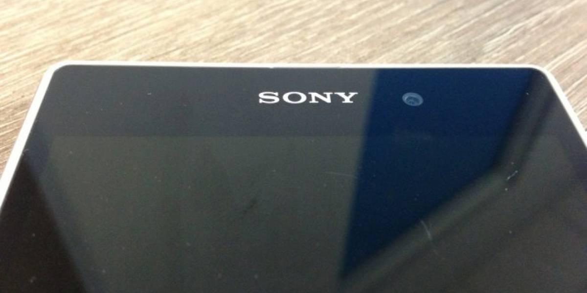 Filtran imagen de la supuesta carcasa trasera del Sony Xperia Z2