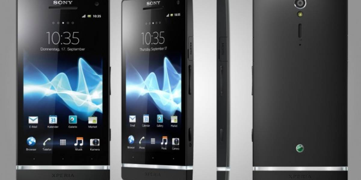 Sony lanza nueva actualización para el Xperia S