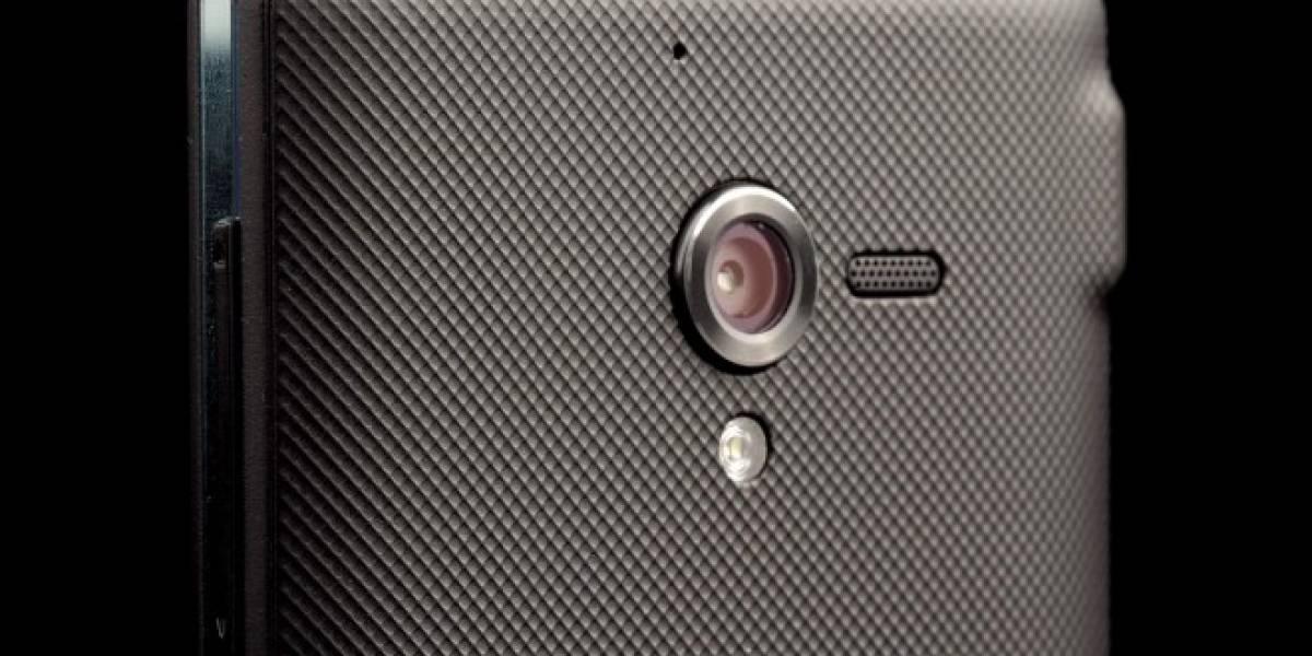 Sony podría tener listo un sistema de cámara externa para smartphones