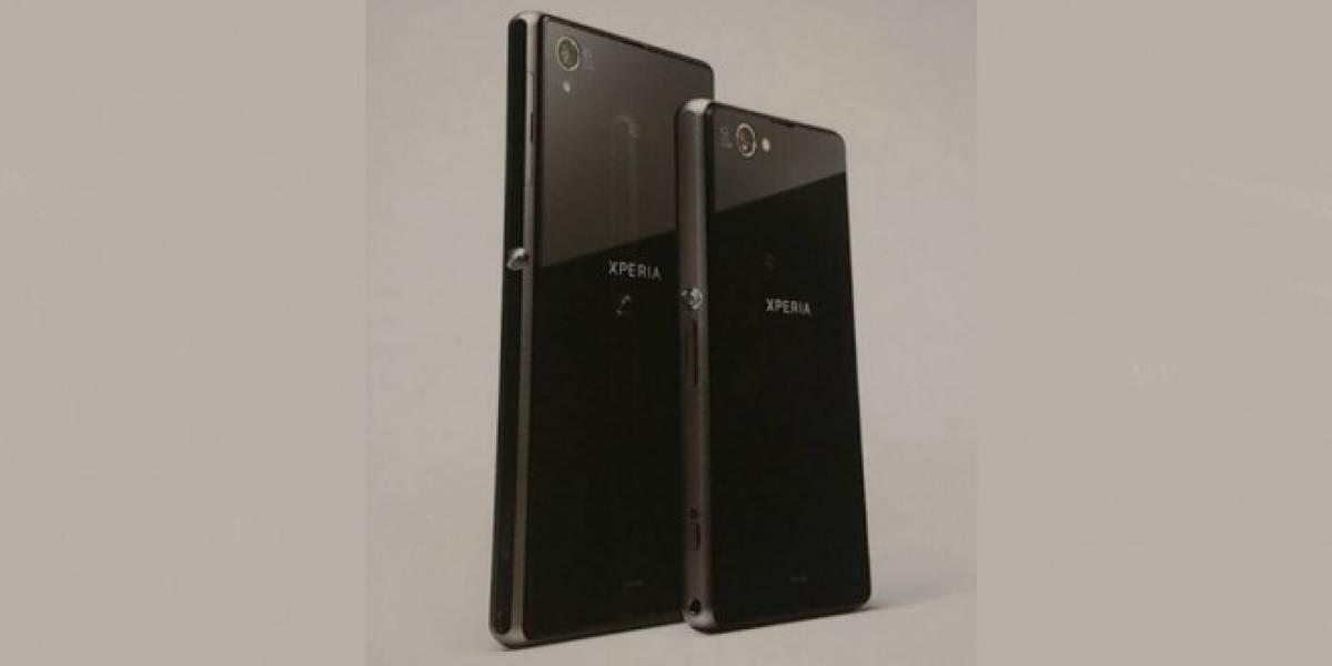 Se filtran las características del Sony Xperia Z1 Mini