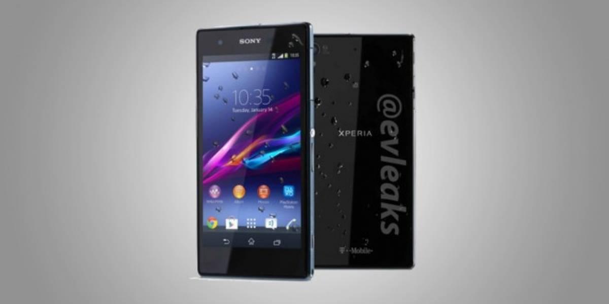 Se filtra fotografía oficial del Sony Xperia Z1S antes de su presentación en #CES2014