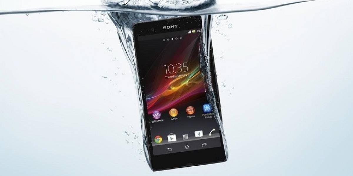 Chile: Se confirma la pronta llegada del Sony Xperia Z al país